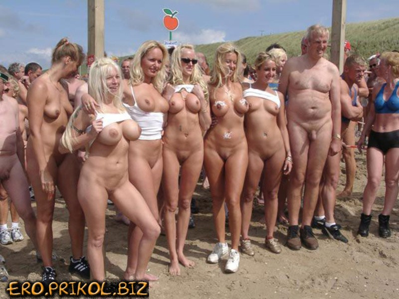 nude een beauty pageant – Erotic